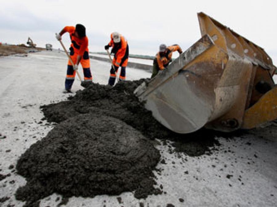 вакансии: ответственность за некачественный бетон на стройке нам заказать проект